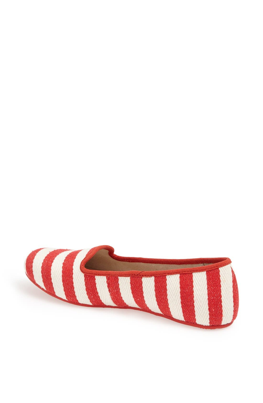 Alternate Image 2  - UGG® Australia 'Alloway Stripe' Flat (Women)