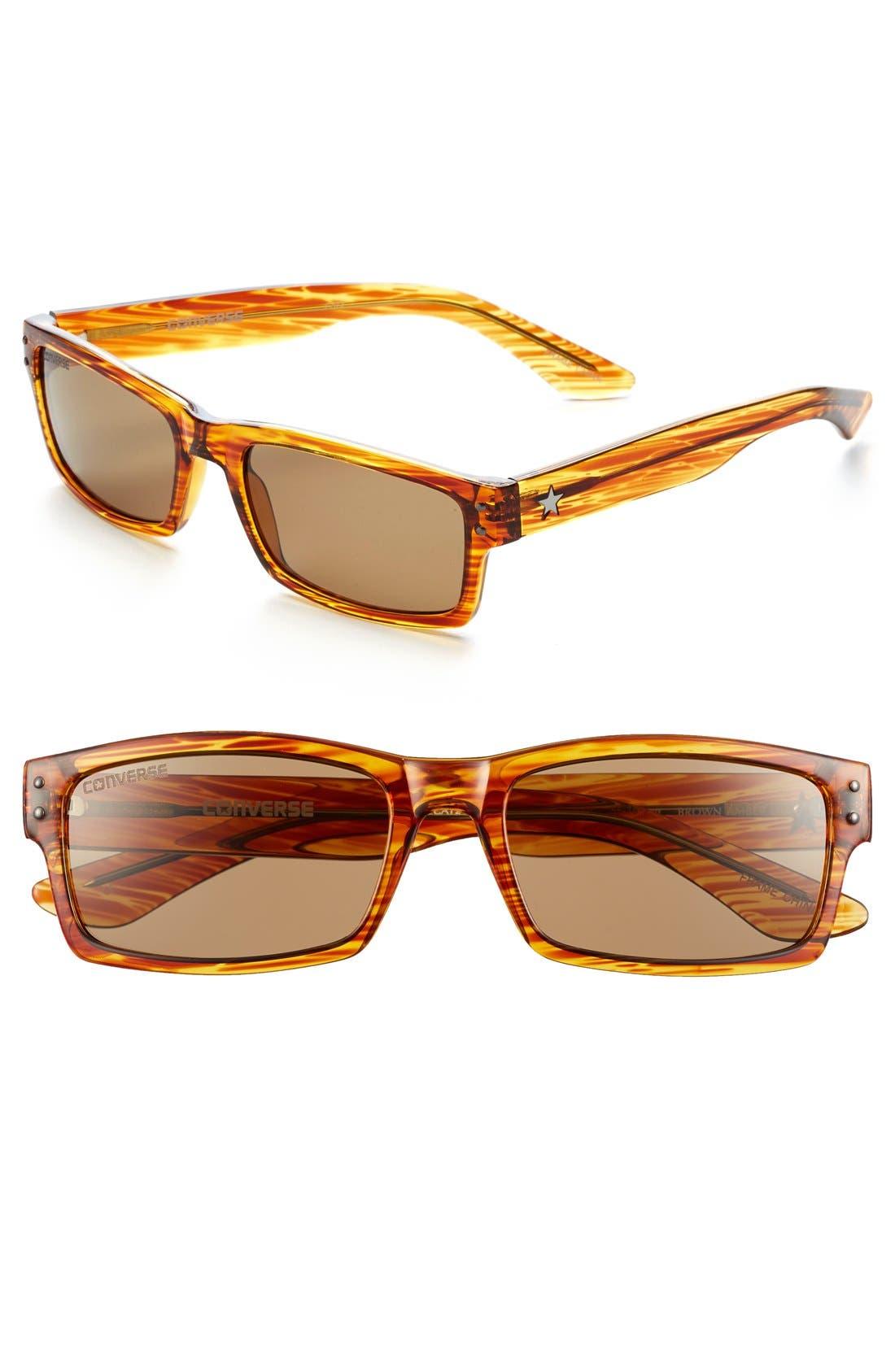 Alternate Image 1 Selected - Converse 'The Close Talker' 55mm Sunglasses