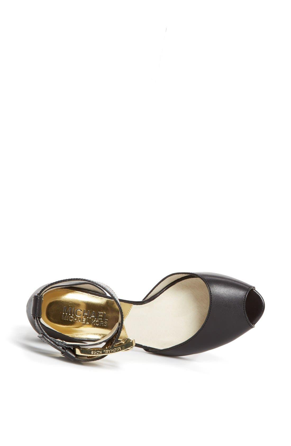Alternate Image 3  - MICHAEL Michael Kors 'Calder' Ankle Strap Sandal