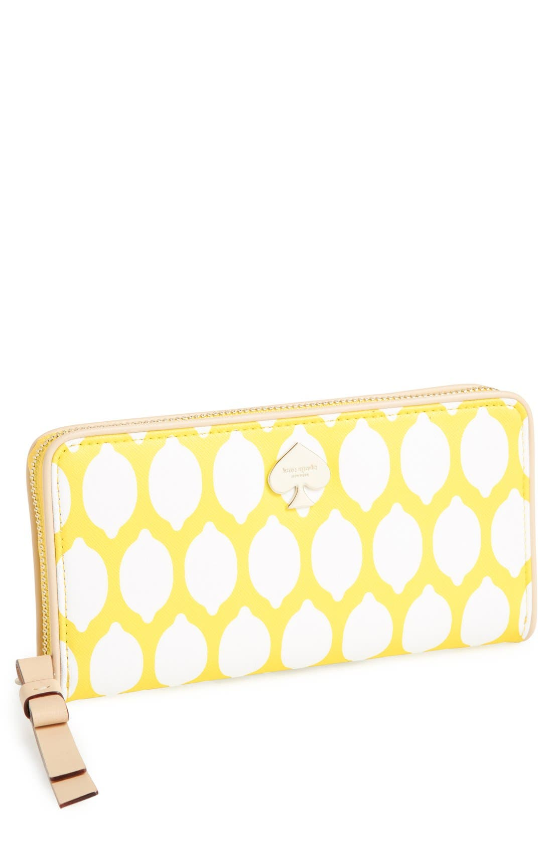 Alternate Image 1 Selected - kate spade new york 'cobblestone park - lacey' wallet wristlet