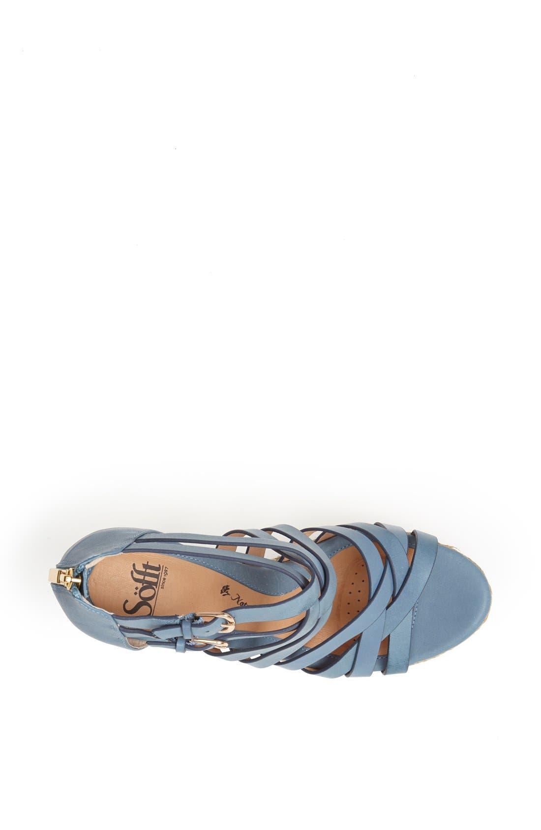 Alternate Image 3  - Söfft 'Priti' Wedge Sandal