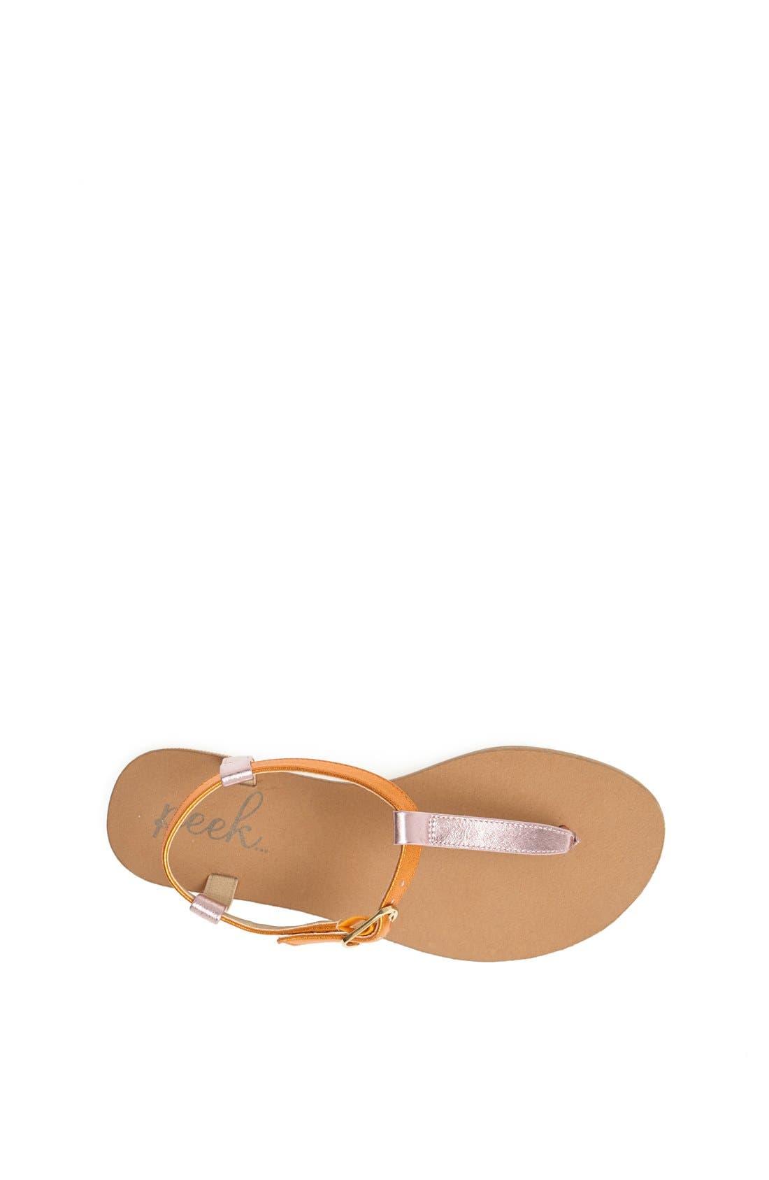 Alternate Image 3  - Peek 'Arabella' Sandal (Toddler, Little Kid & Big Kid)