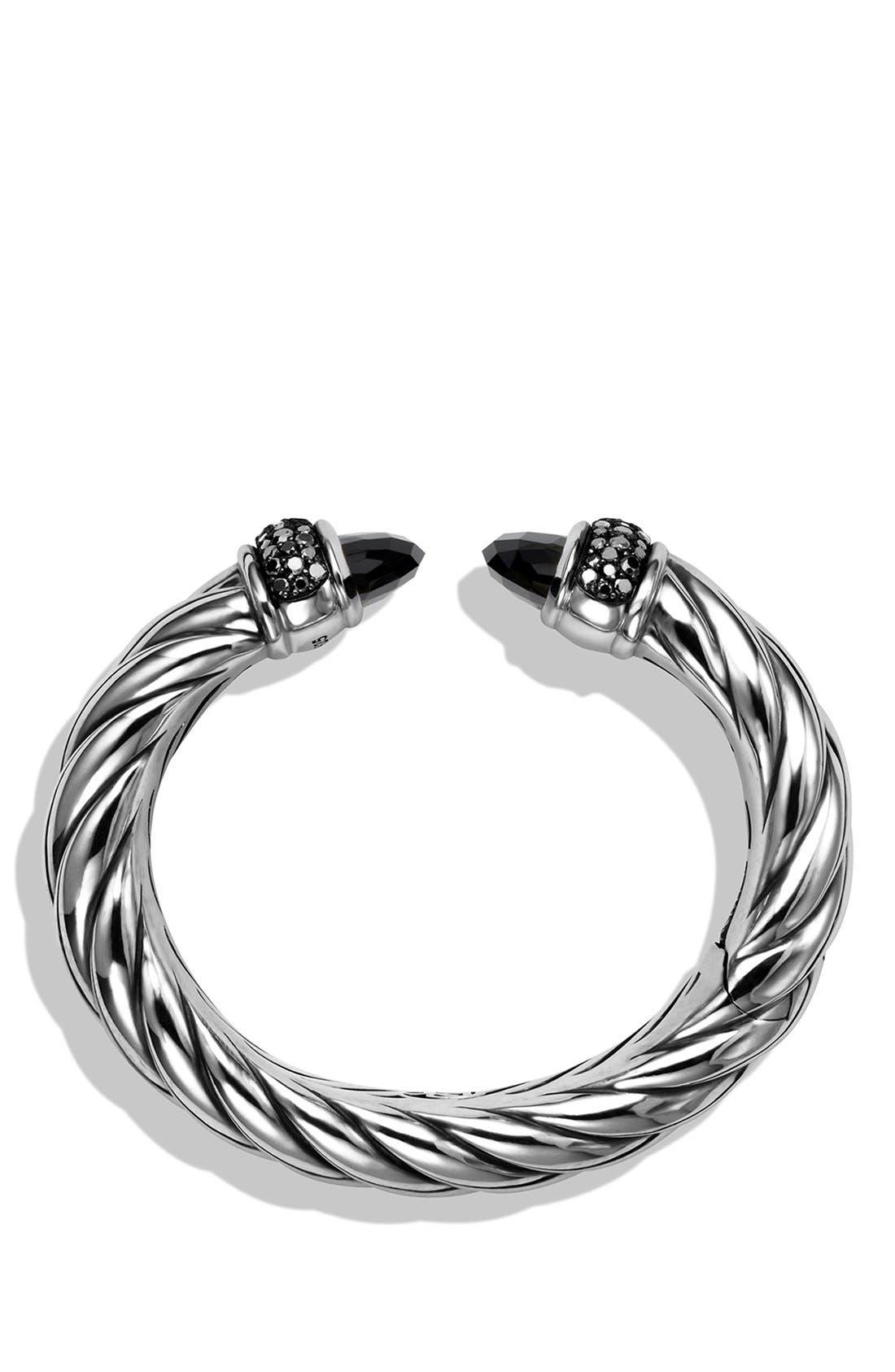 Alternate Image 2  - David Yurman 'Waverly' Bracelet with Semiprecious Stones & Gems