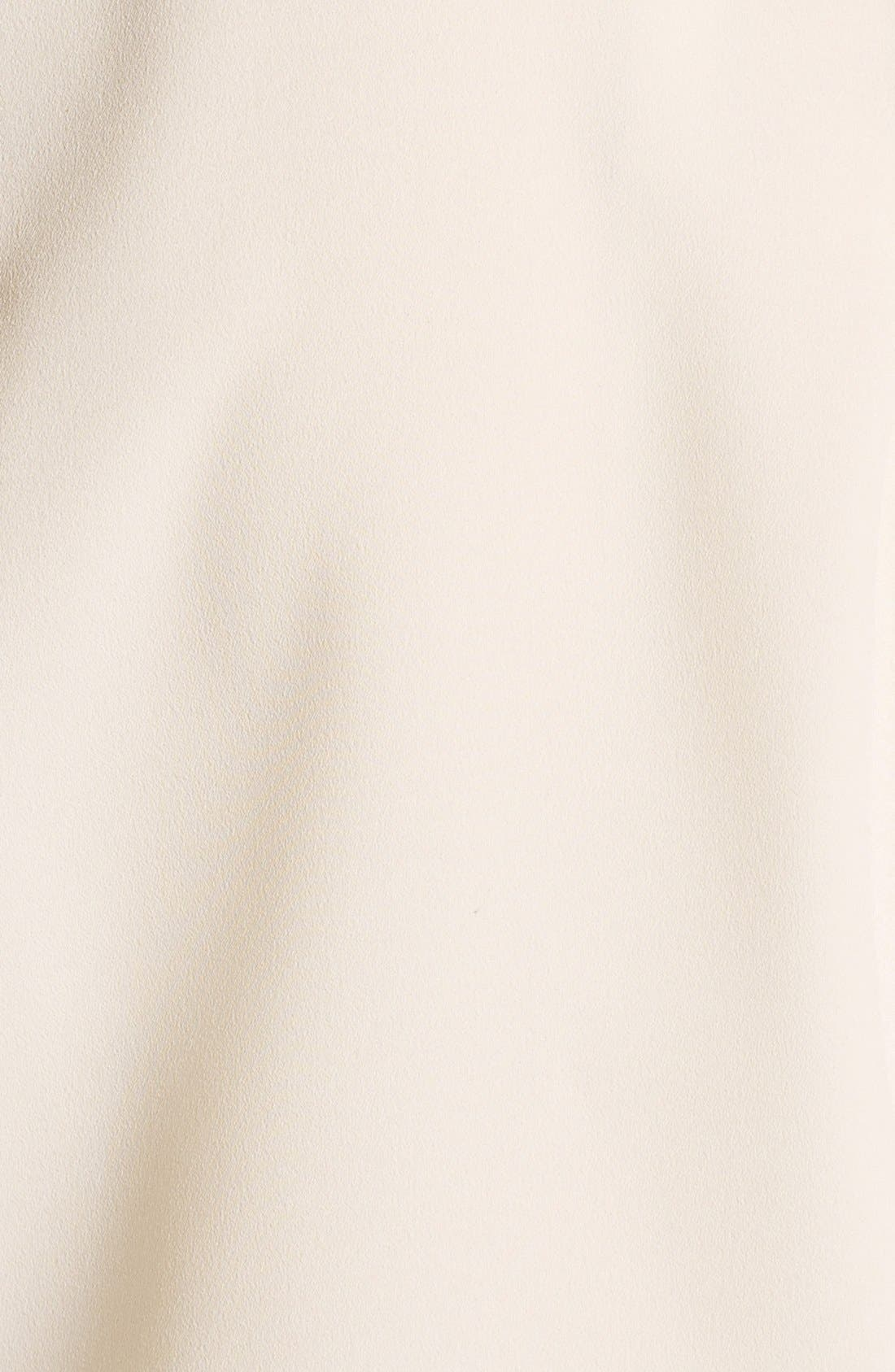 Alternate Image 3  - Anne Klein Zip Placket Shell (Plus Size)