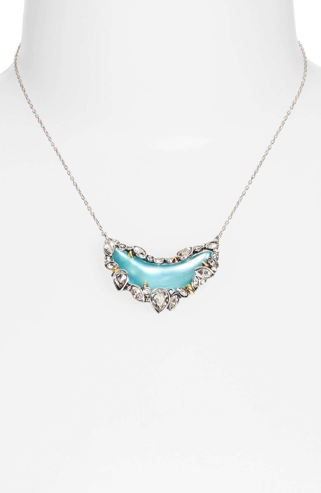 Alternate Image 1 Selected - Alexis Bittar 'Lucite® - Jardin Mystère' Pendant Necklace