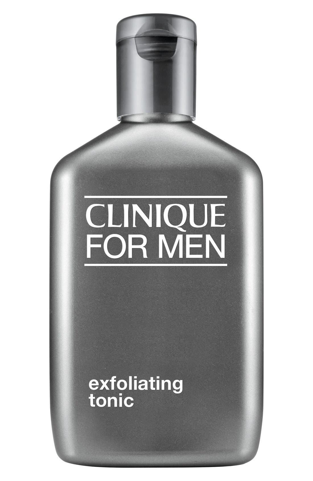 Clinique for Men Exfoliating Tonic