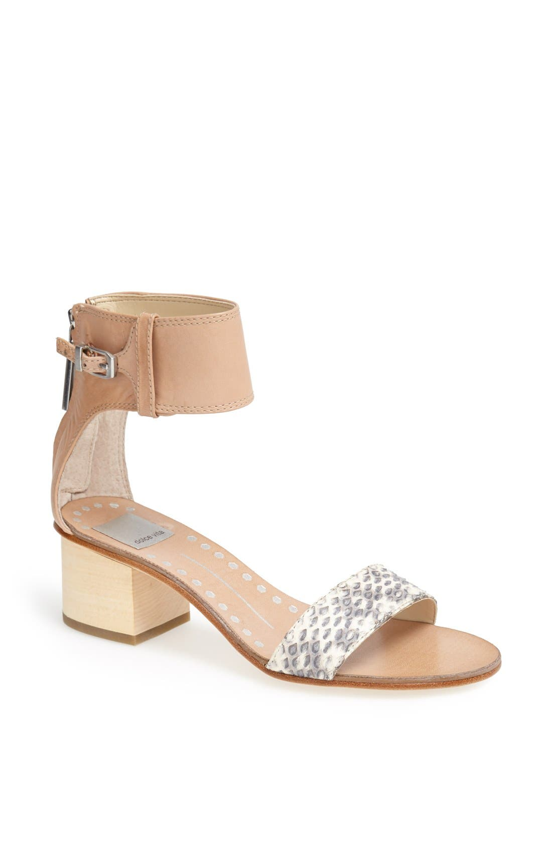Alternate Image 1 Selected - Dolce Vita 'Foxie' Sandal
