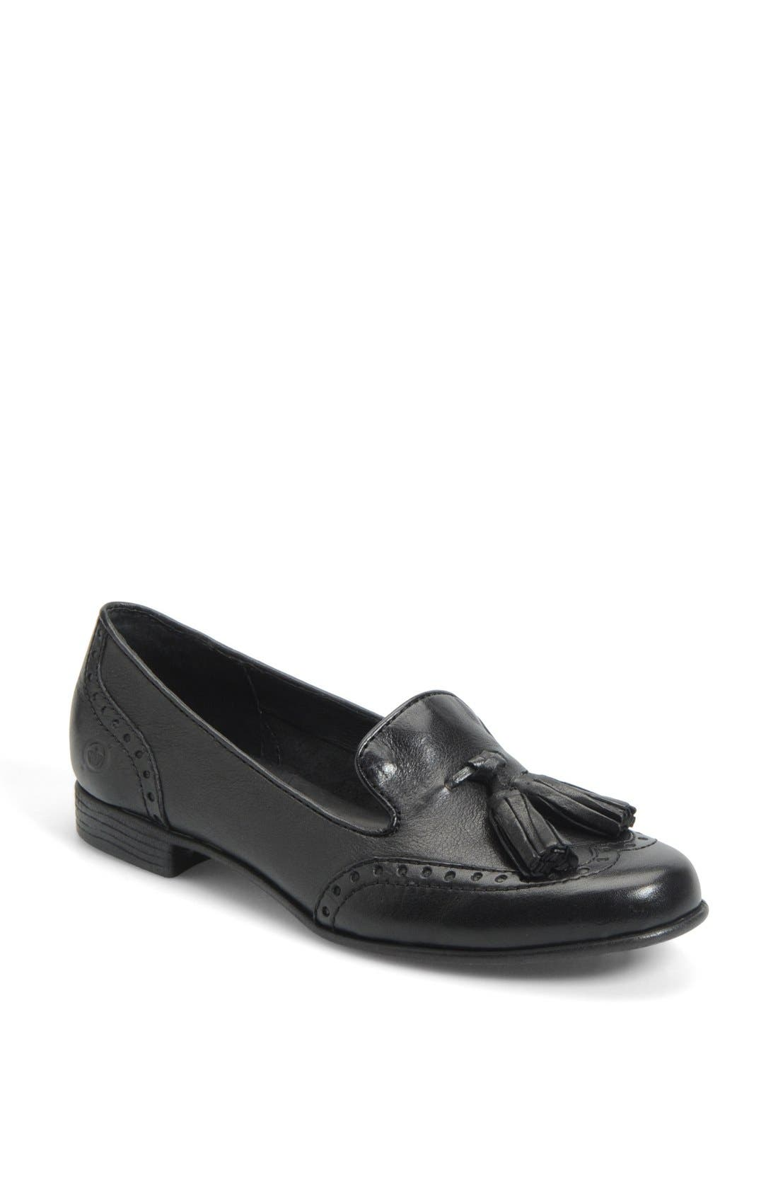 Alternate Image 1 Selected - Børn 'Charmaine' Brogue Loafer