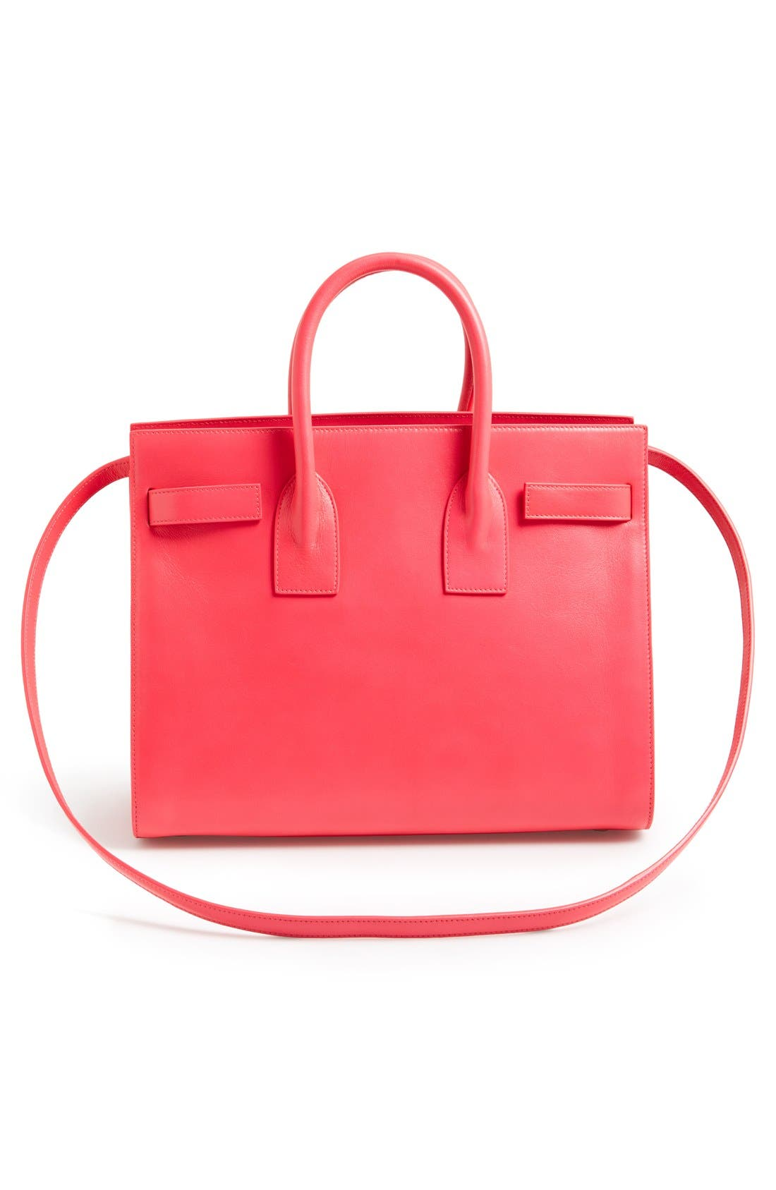 Alternate Image 4  - Saint Laurent 'Small Sac de Jour' Leather Tote