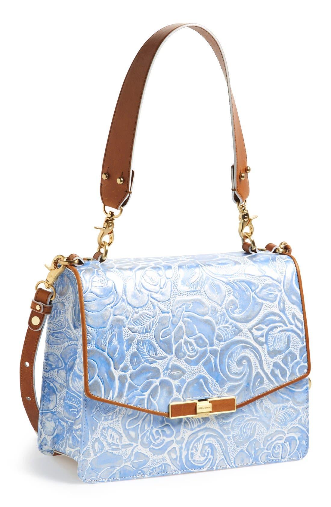 Alternate Image 1 Selected - Brahmin 'Ophelia' Crossbody Bag