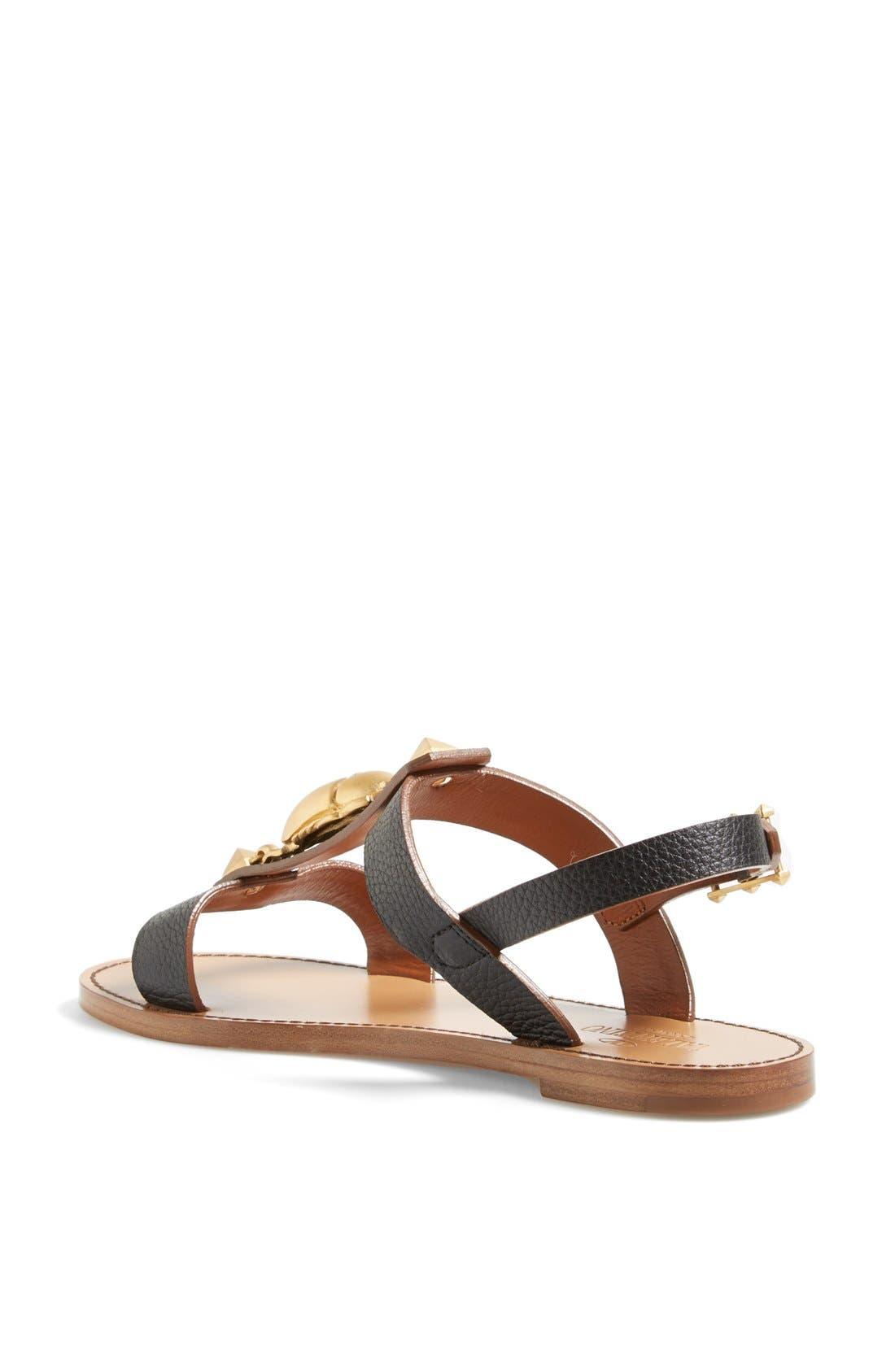 Alternate Image 2  - Valentino 'Scarab' Sandal
