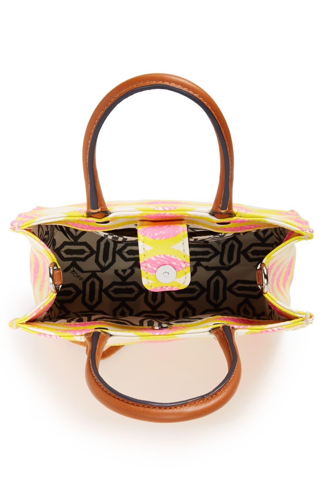 Alternate Image 3  - Rebecca Minkoff 'Mini MAB Tote' Crossbody Bag