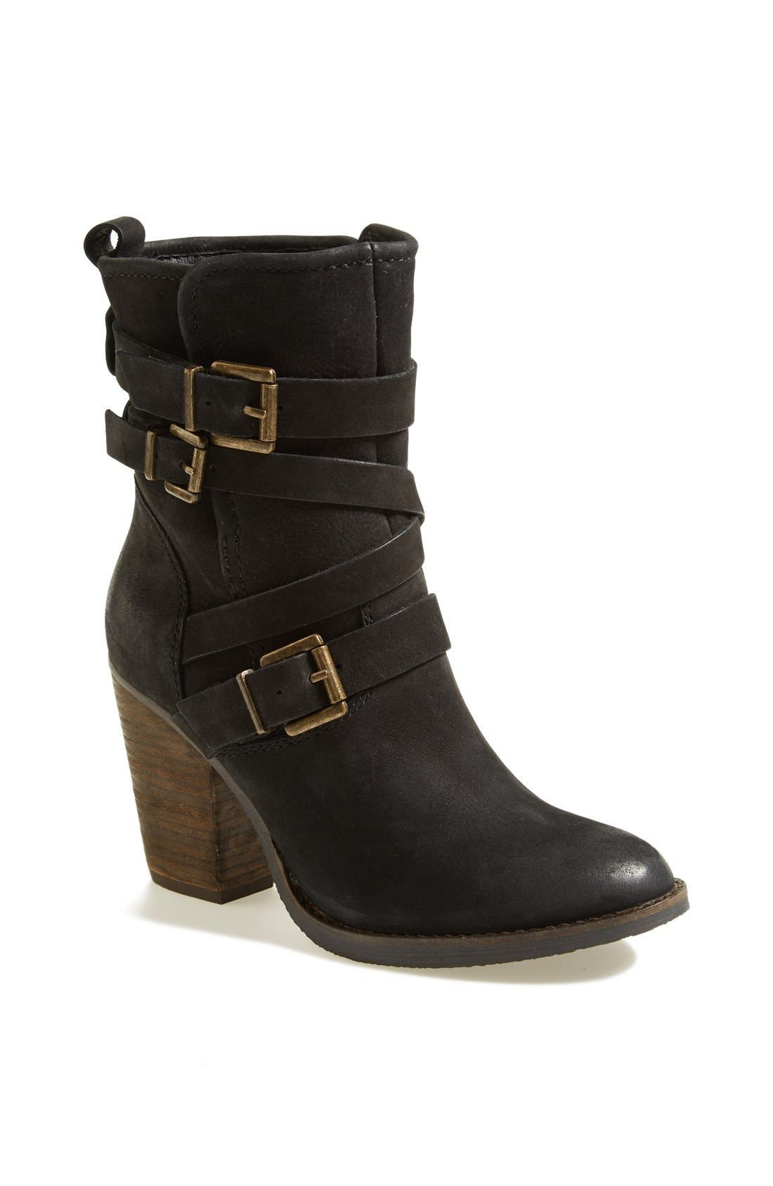 Alternate Image 1 Selected - Steve Madden 'Yale' Belted Boot (Women)