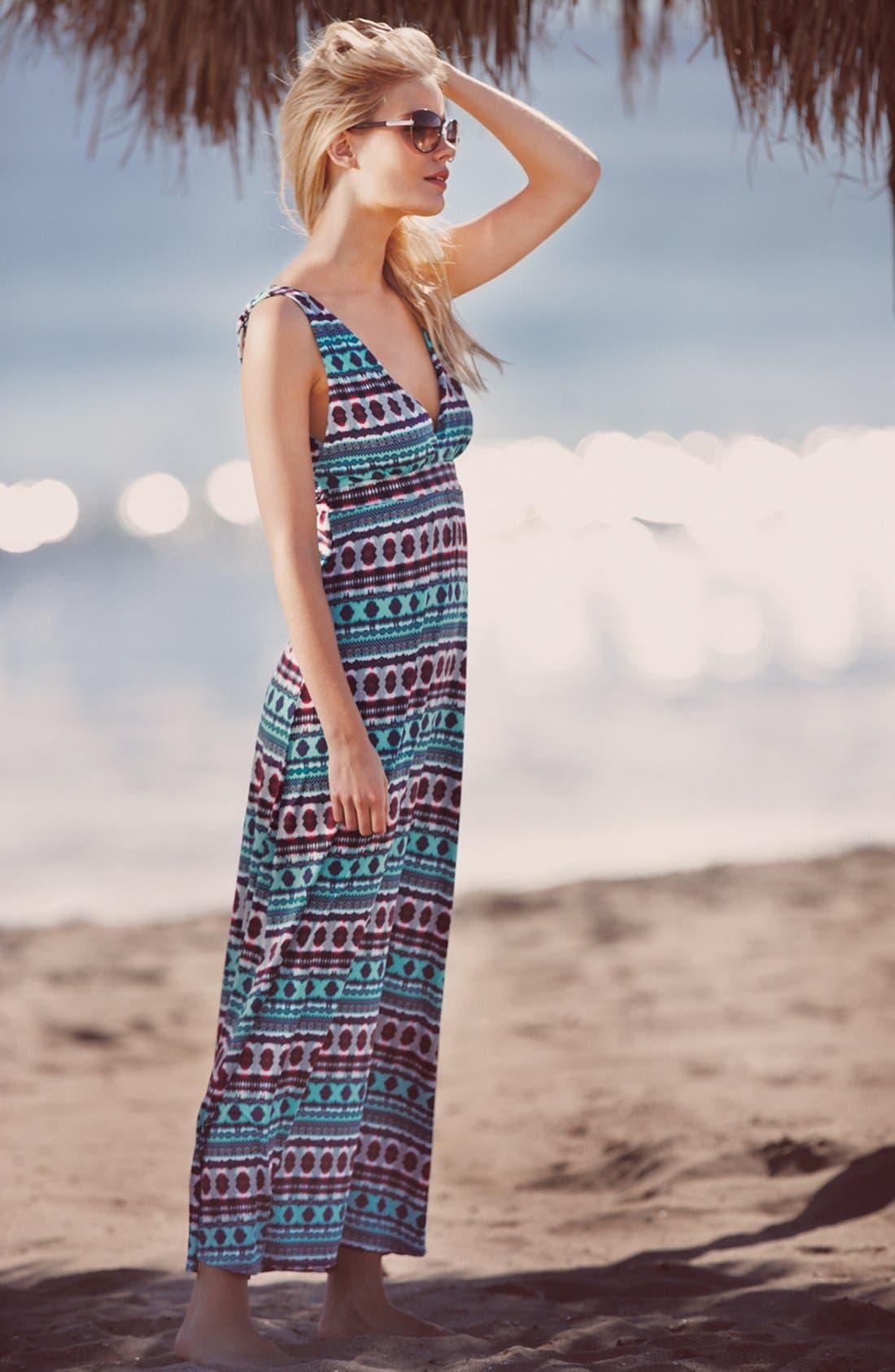 Alternate Image 4  - La Blanca 'Gypsetter' Maxi Dress
