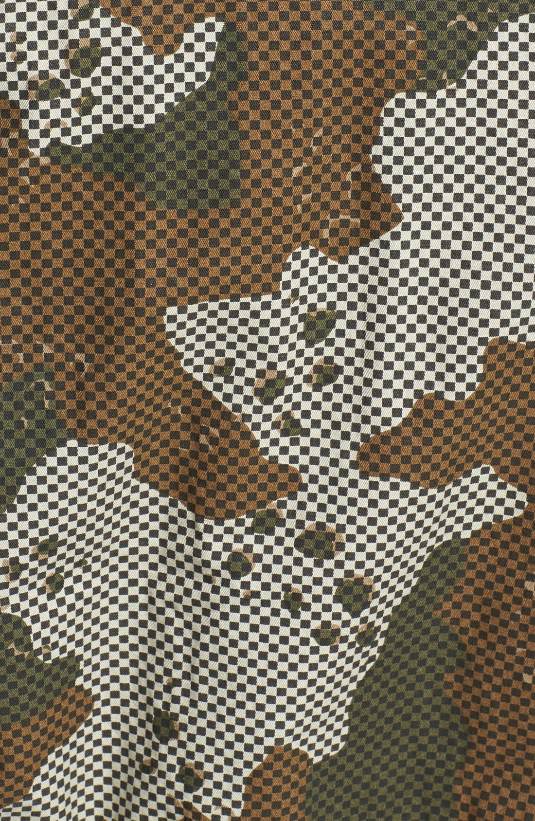 Alternate Image 3  - Levi's® Check & Camo Print Field Jacket