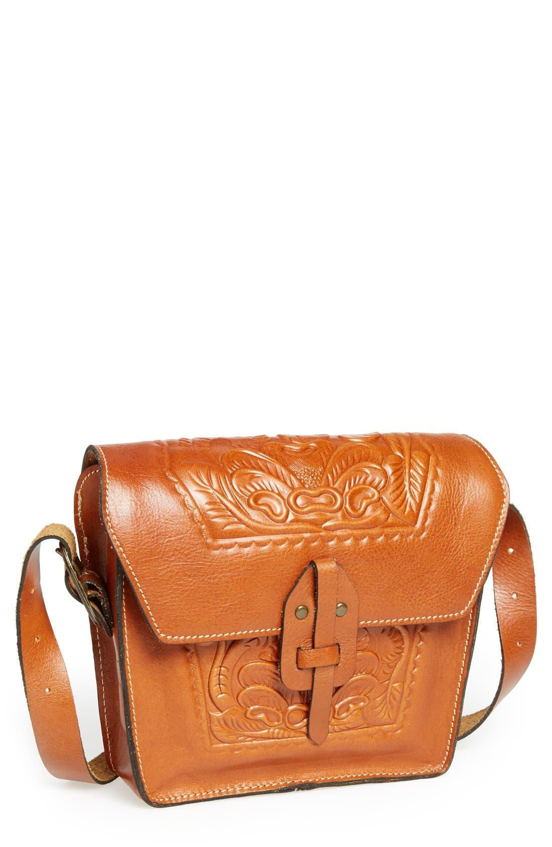 Alternate Image 1 Selected - Patricia Nash 'Marciana' Shoulder Bag