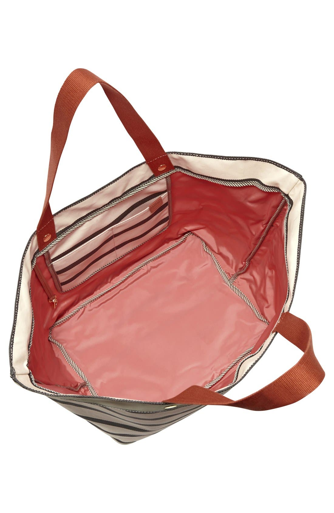 Alternate Image 2  - Fossil 'East/West Keeper' Beach Tote