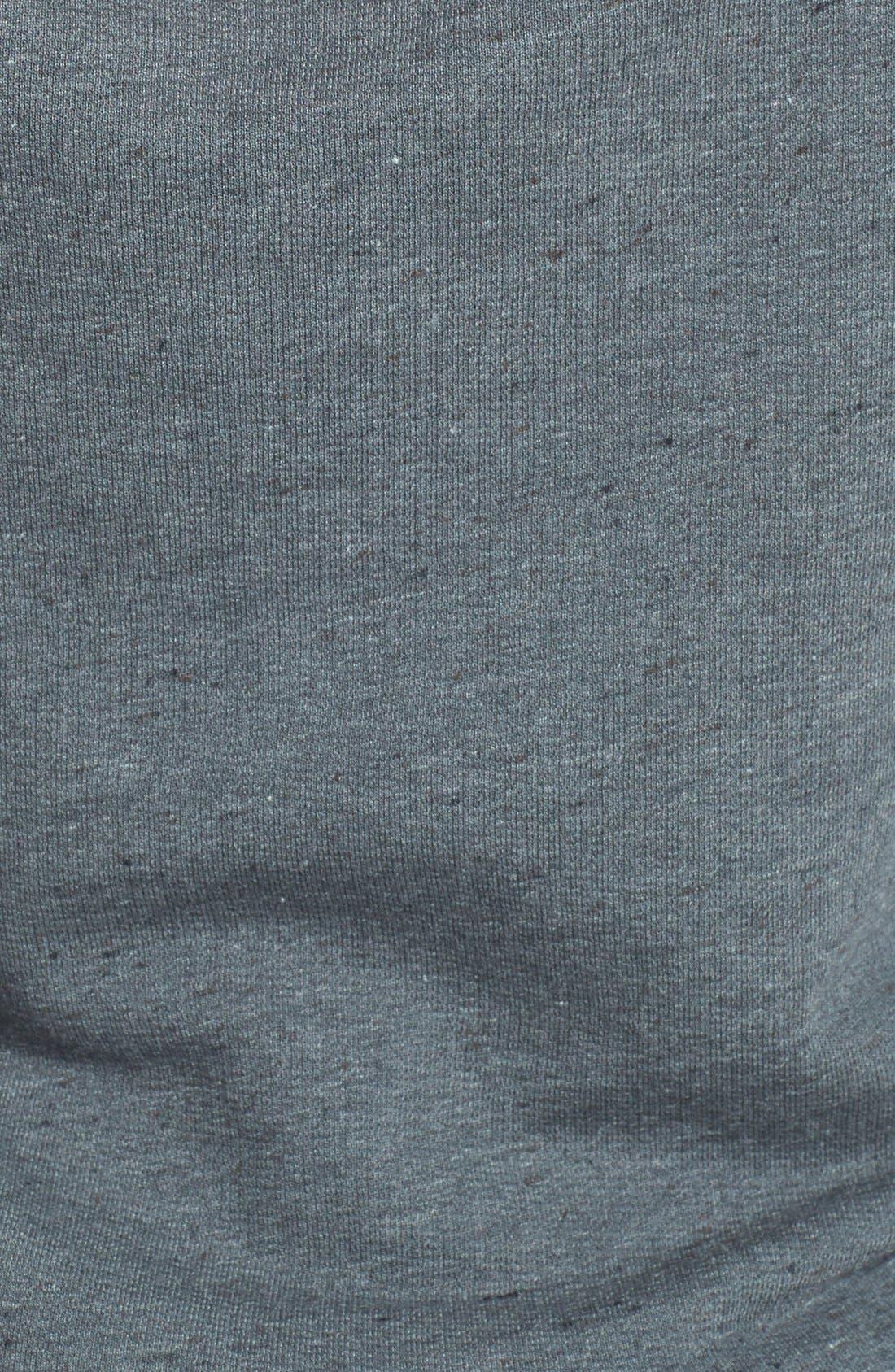 Alternate Image 5  - Solow Twist Back Sweatshirt