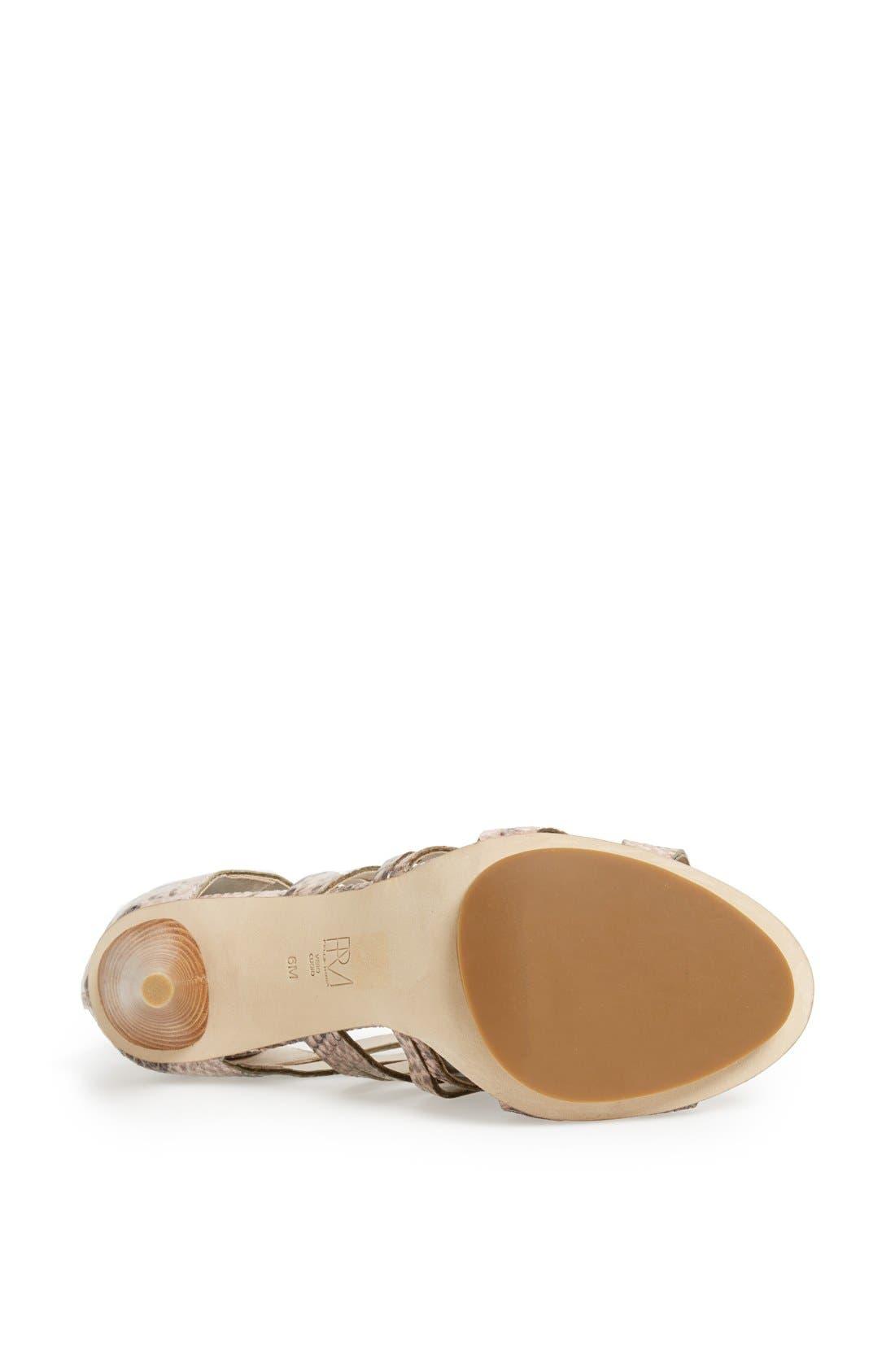 Alternate Image 4  - Pelle Moda 'Robyn' Leather Sandal