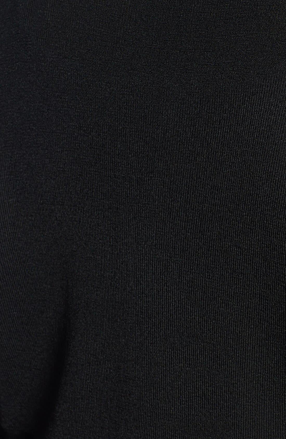 Alternate Image 3  - Eileen Fisher Three Quarter Sleeve Shrug (Plus Size)