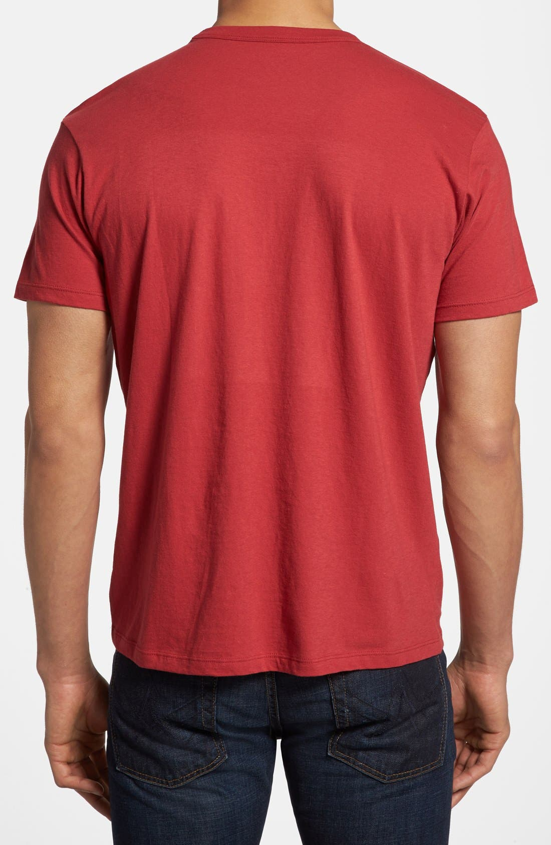 Alternate Image 2  - 47 Brand 'Boston Red Sox - Flanker' Graphic T-Shirt