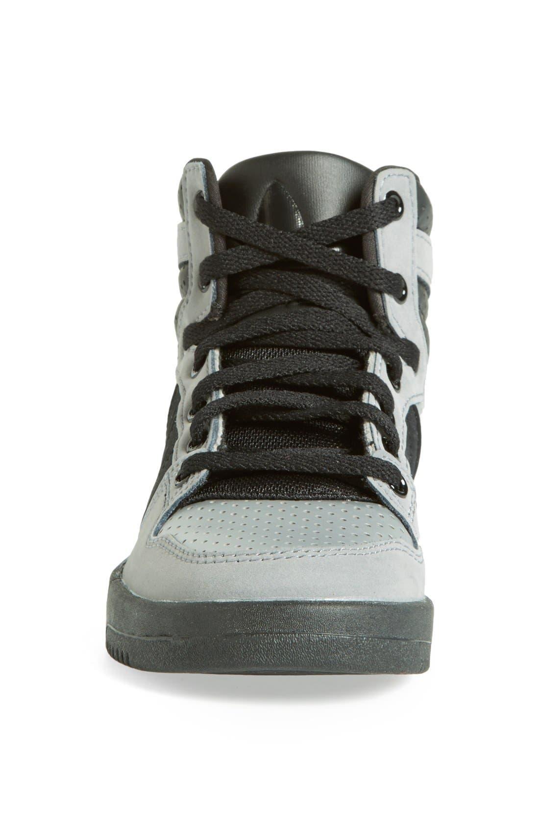 Alternate Image 3  - adidas 'Court Attitude' Sneaker (Toddler, Little Kid & Big Kid)