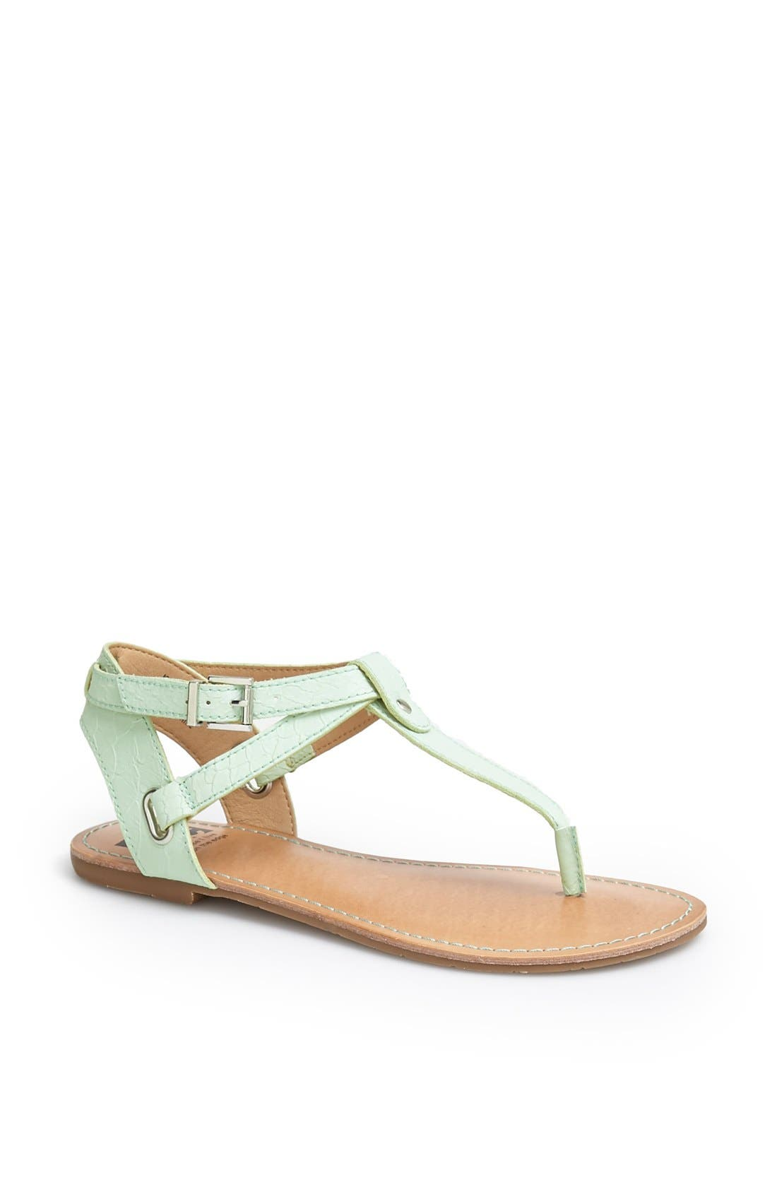 Alternate Image 1 Selected - BC Footwear 'Would If I Could' Thong Sandal