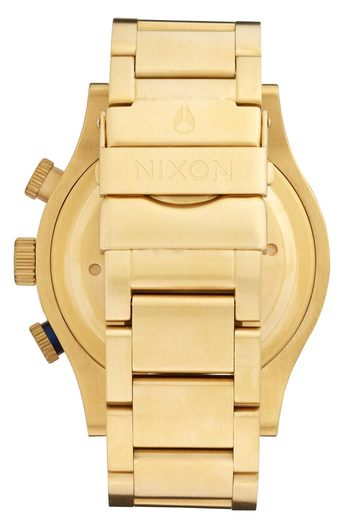 Alternate Image 2  - Nixon 'The 48-20' Chronograph Watch, 48mm