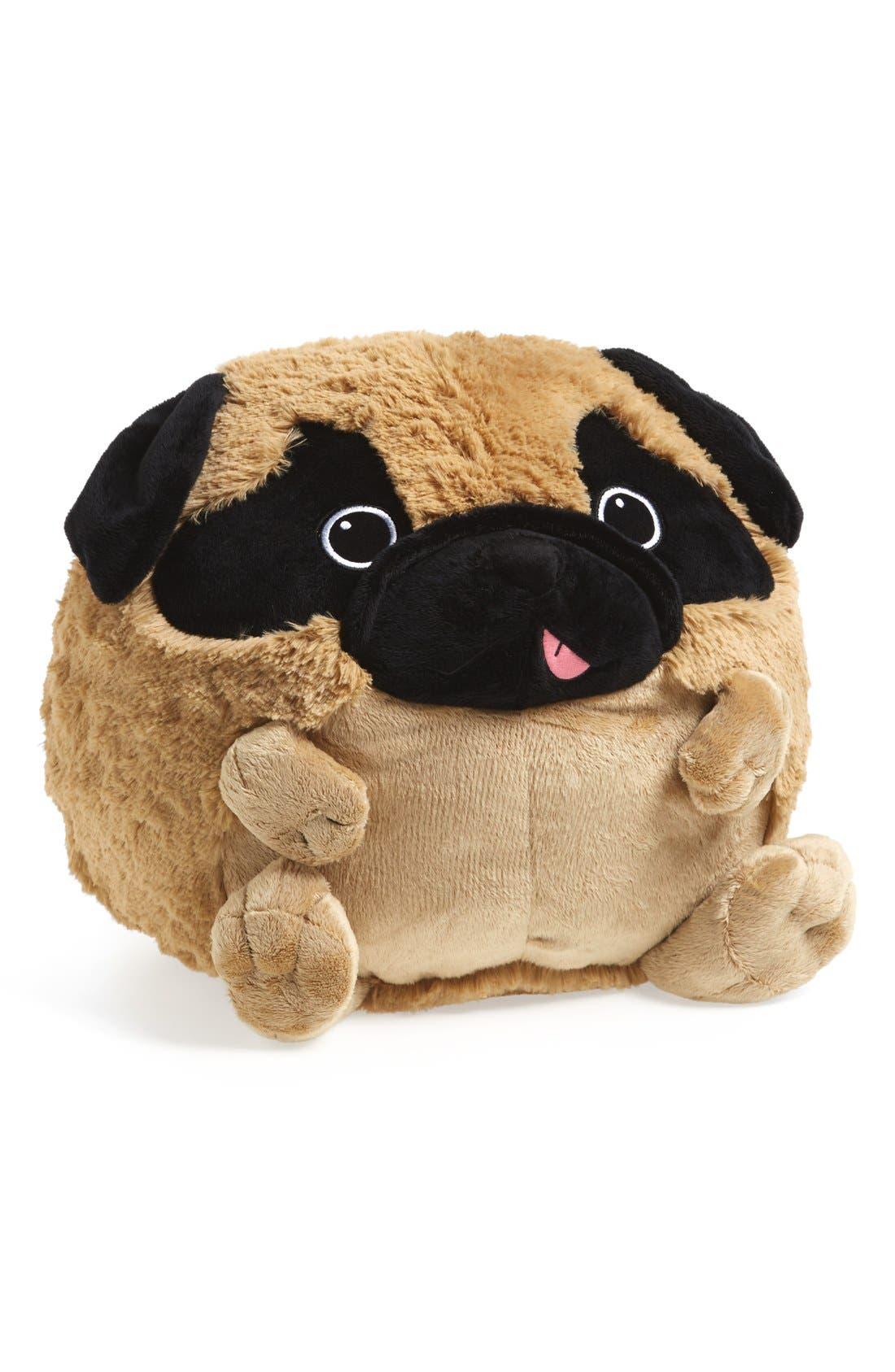 Alternate Image 1 Selected - Squishable 'Pug' Stuffed Animal
