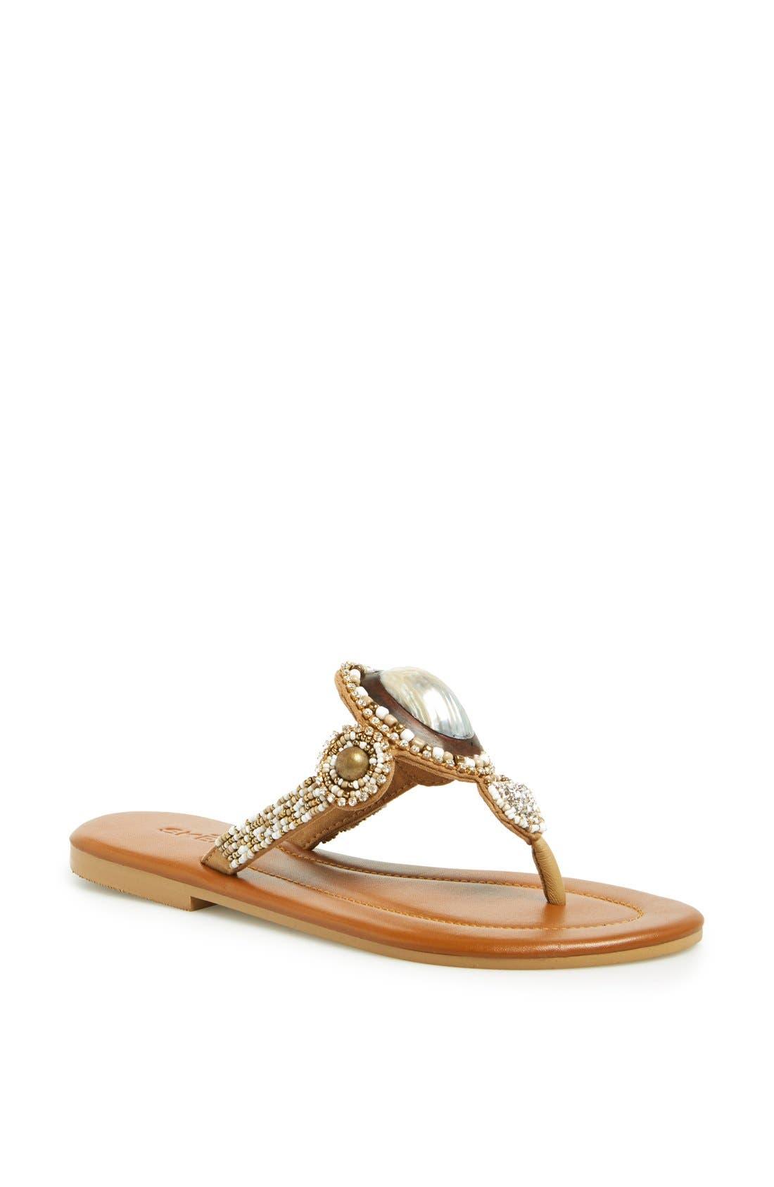 Alternate Image 1 Selected - Skemo 'Siwa' Sandal