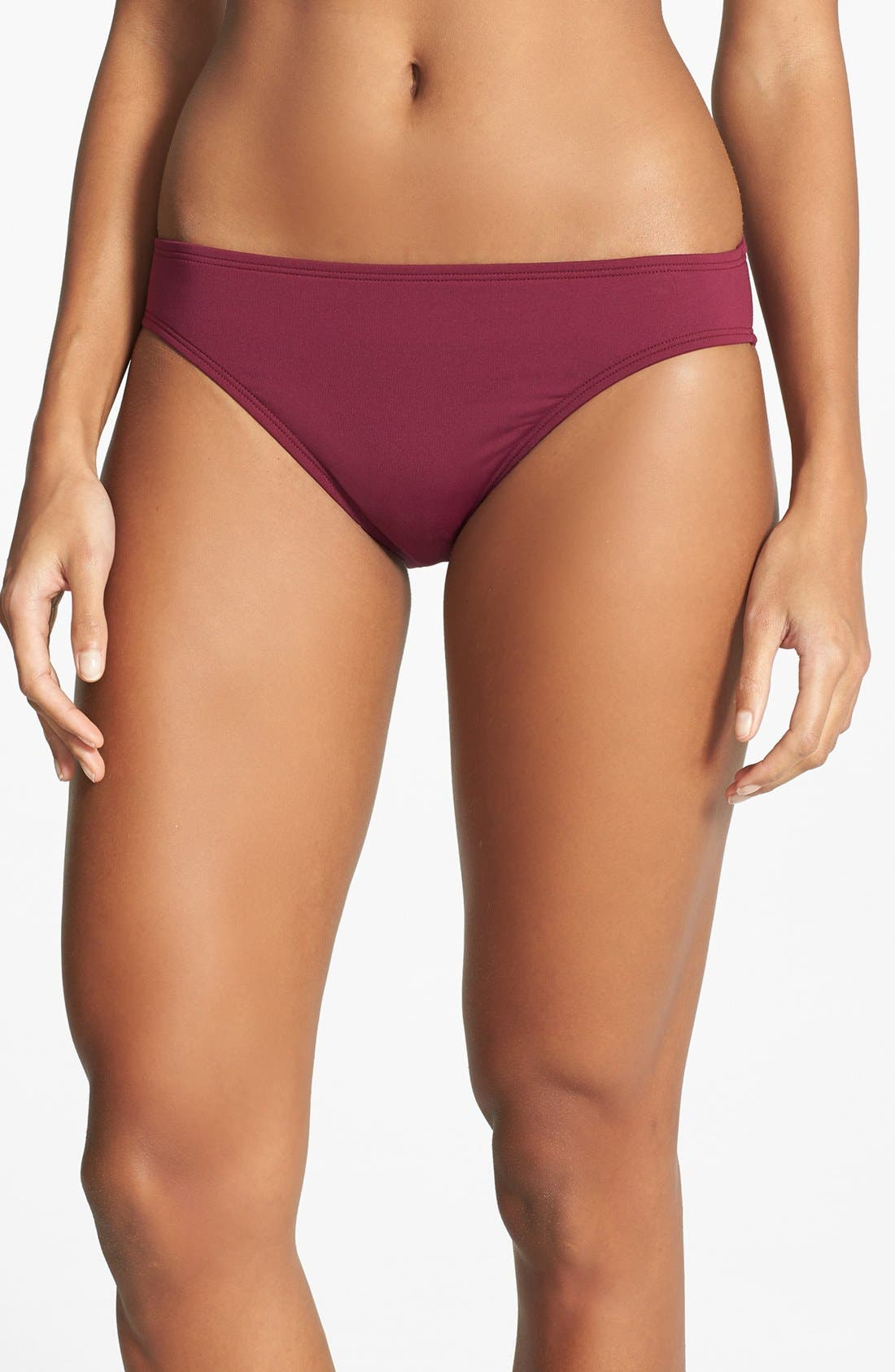 Alternate Image 1 Selected - La Blanca Hipster Bikini Bottoms