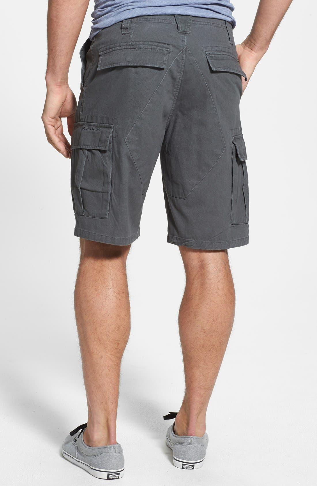 Alternate Image 2  - Volcom 'Slargo' Cargo Shorts
