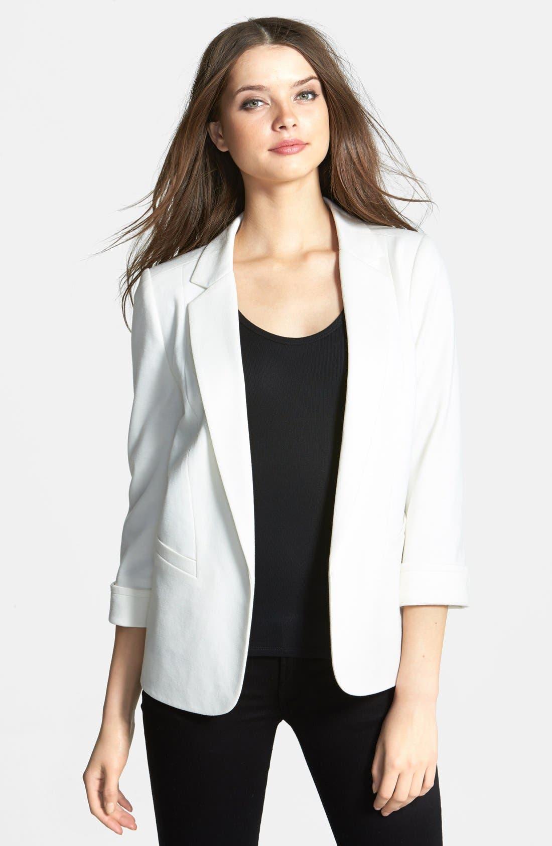 Alternate Image 1 Selected - Wallis 'Ivy' Cuff Sleeve Jacket
