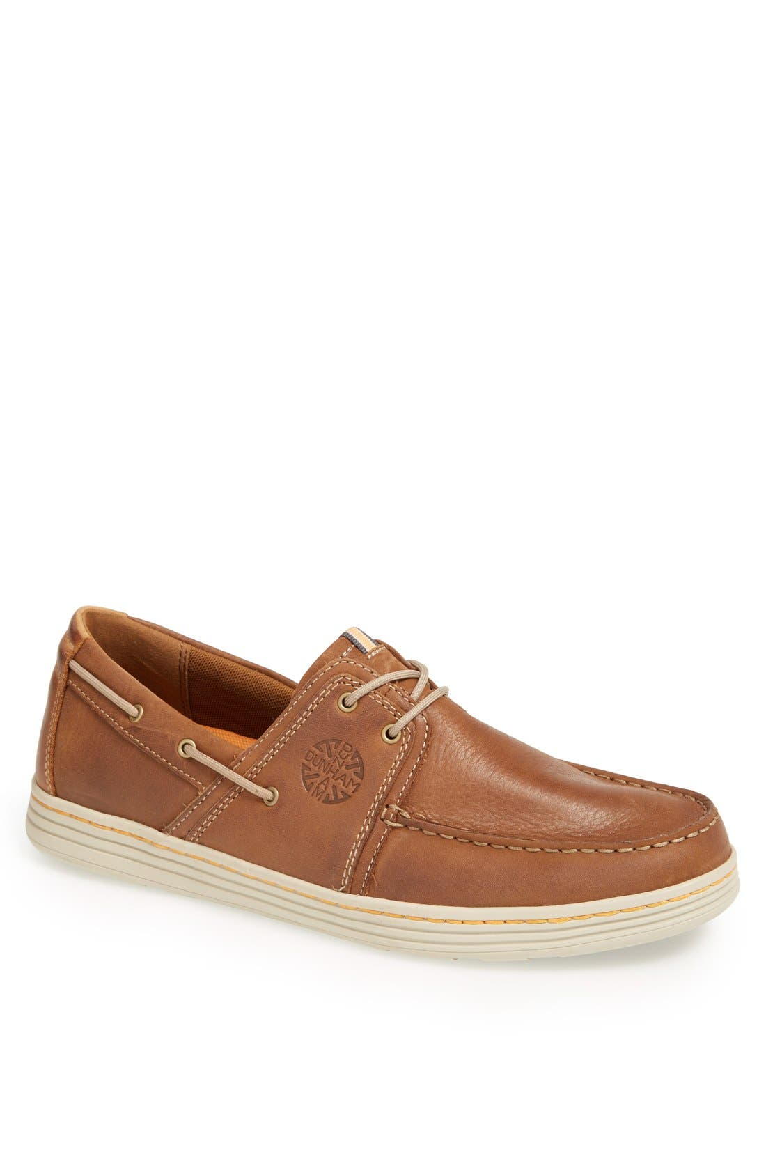 Main Image - Dunham 'Chace' Boat Shoe