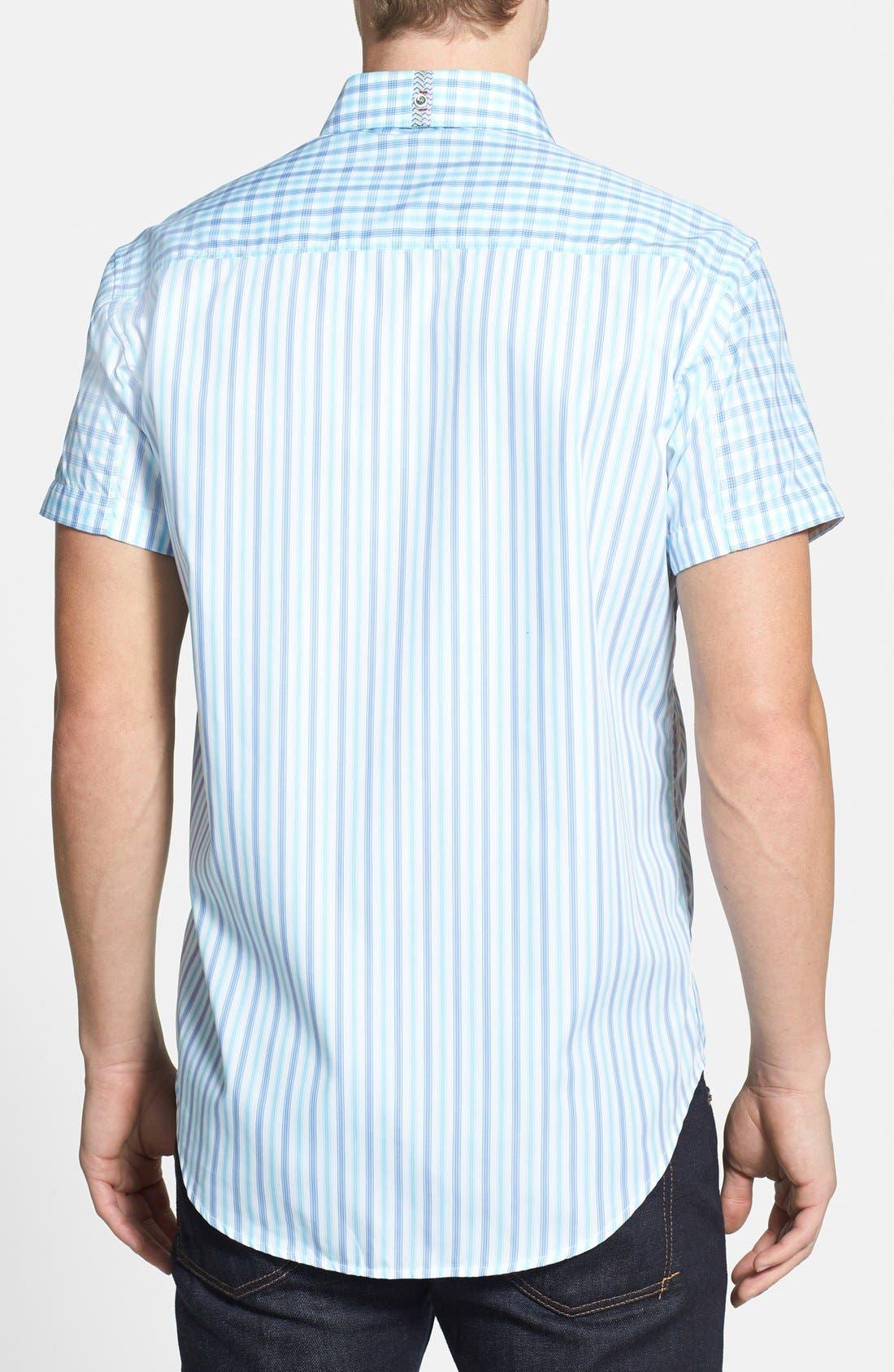 Alternate Image 2  - Robert Graham 'Fields' Tailored Fit Sport Shirt