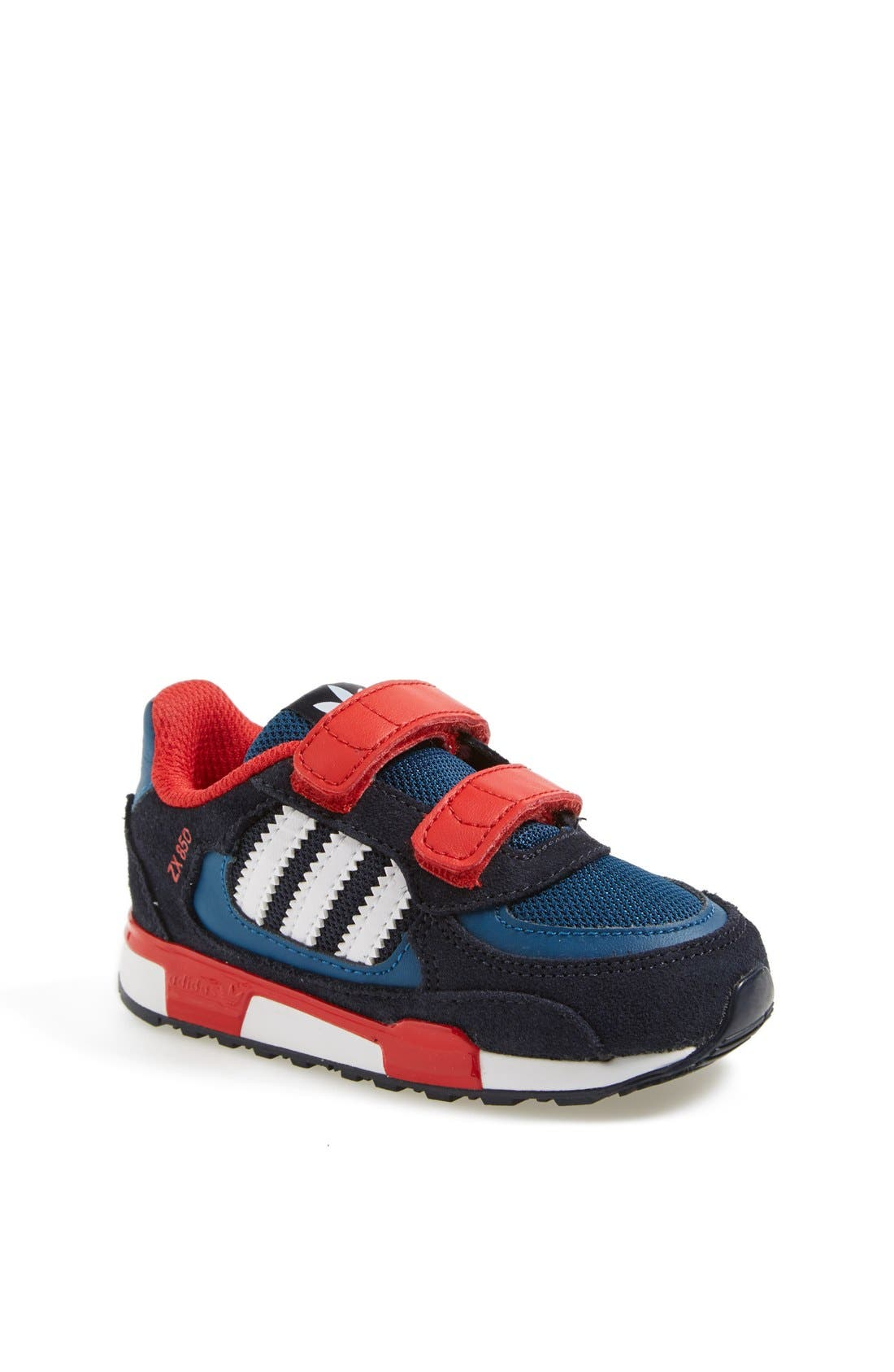 Alternate Image 1 Selected - adidas 'ZXZ 850' Sneaker (Baby, Walker & Toddler)