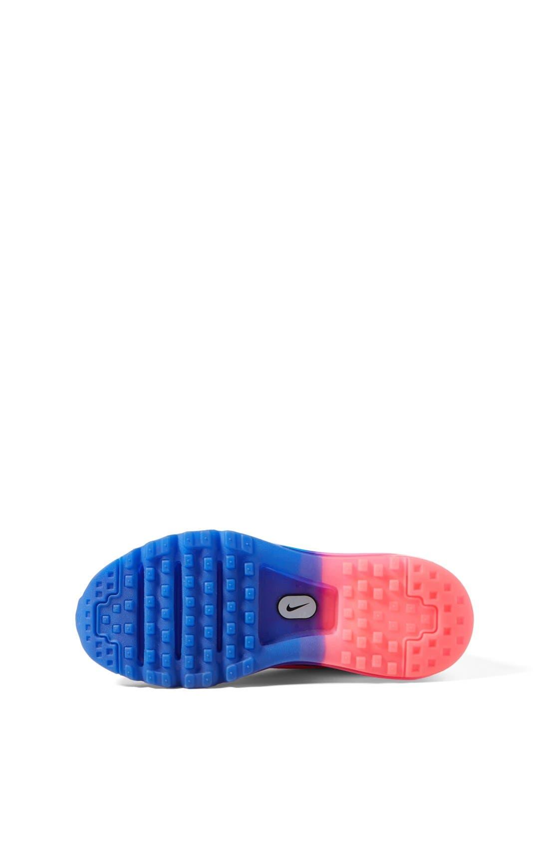Alternate Image 4  - Nike 'Air Max 2014' Running Shoe (Big Kid) (Online Only)