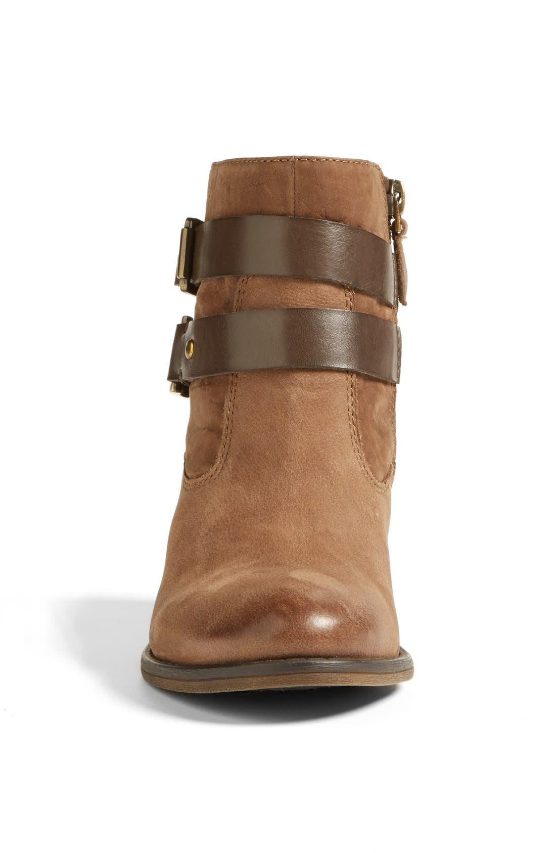 Alternate Image 3  - Franco Sarto 'Linden' Leather Bootie (Women) (Nordstrom Exclusive)