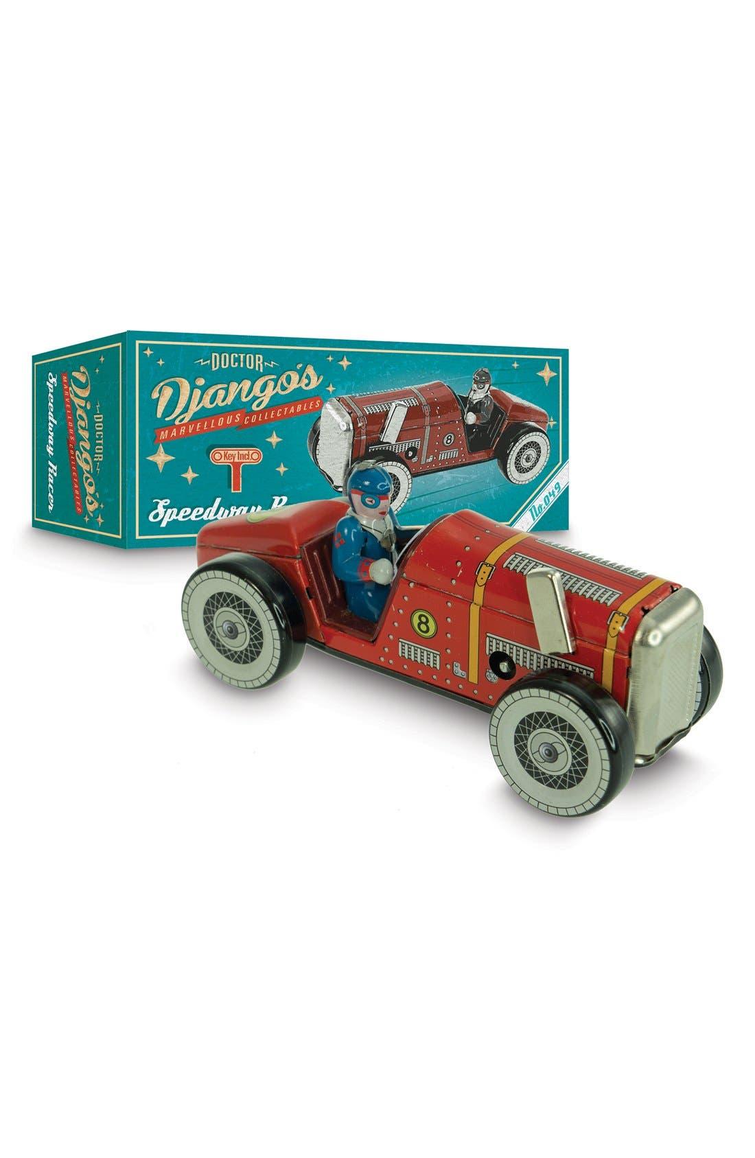 Alternate Image 2  - Sunnylife 'Dr. Django's Speedway Racer' Collectible Tin Car