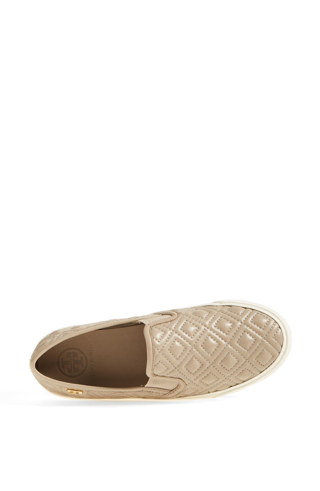 Alternate Image 3  - Tory Burch 'Jesse' Quilted Leather Sneaker