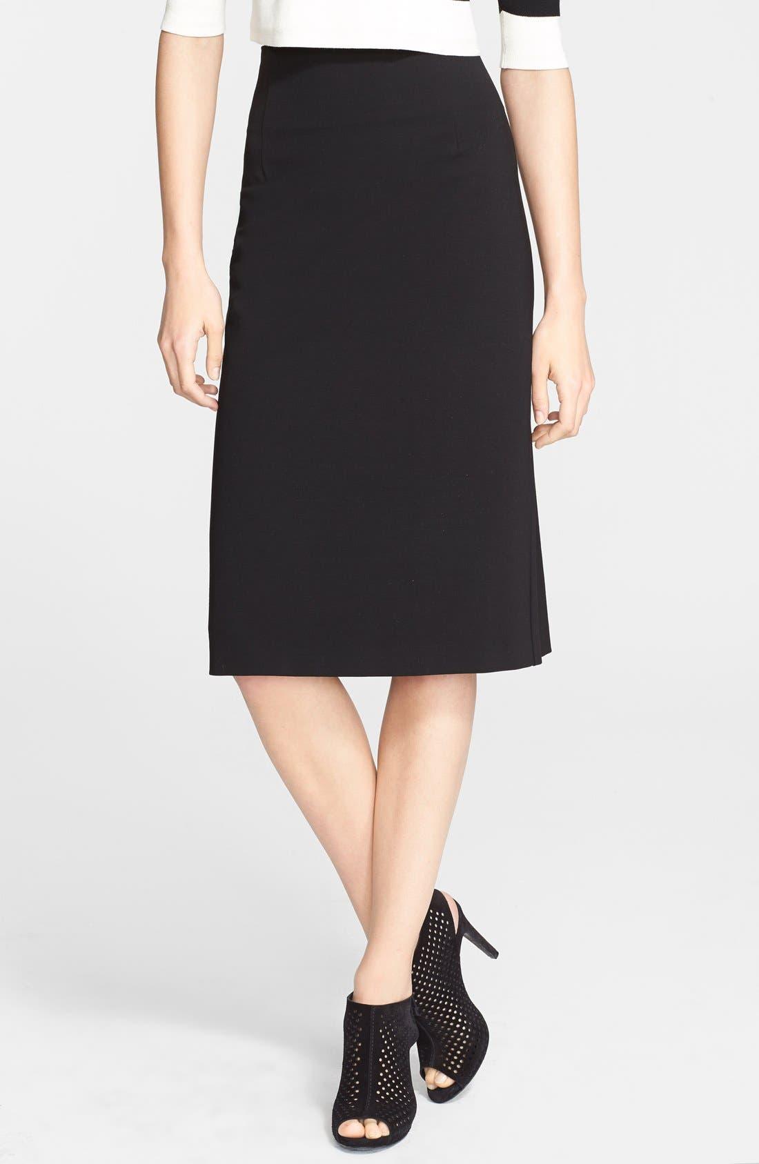 Main Image - Theory 'Austell' Pencil Skirt
