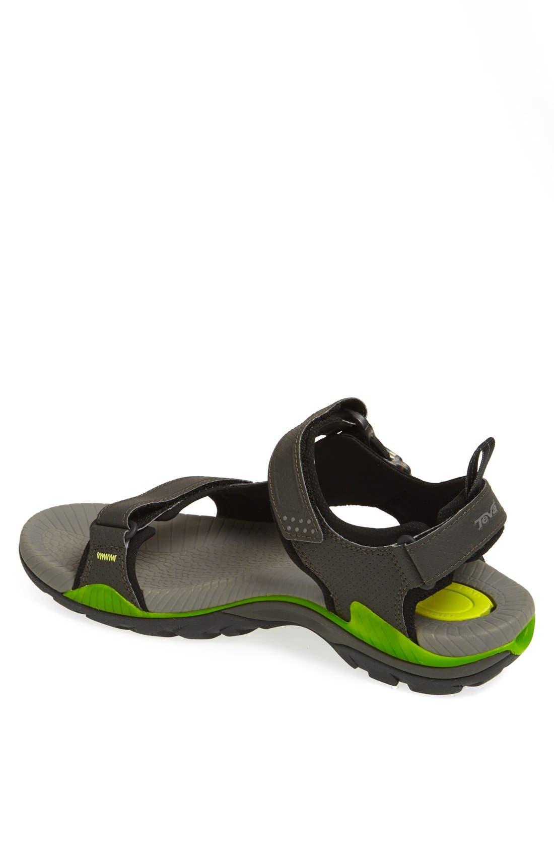 Alternate Image 2  - Teva 'Toachi 2' Sandal (Men)