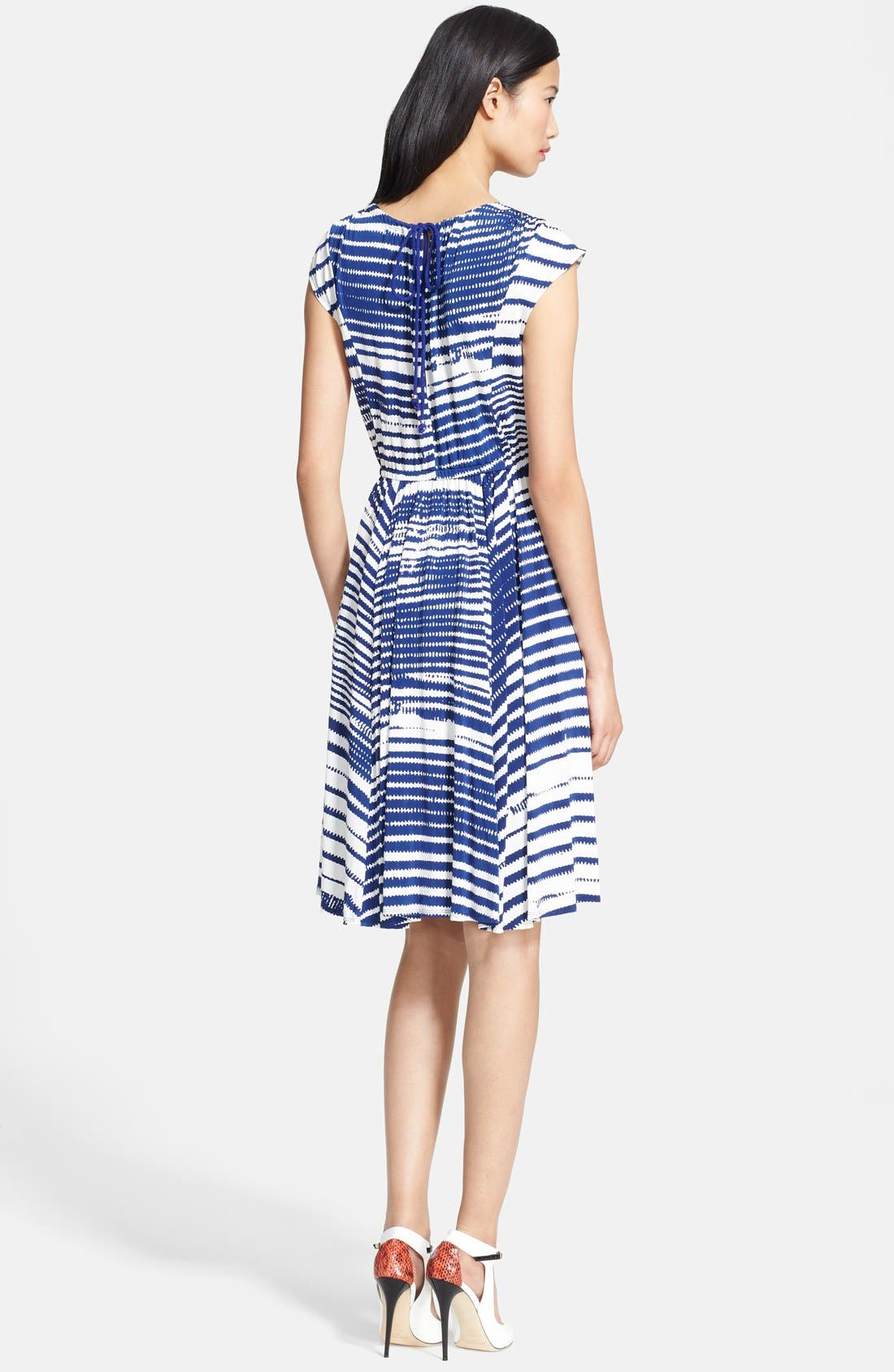 Alternate Image 2  - Tracy Reese Shirred Jersey Dress