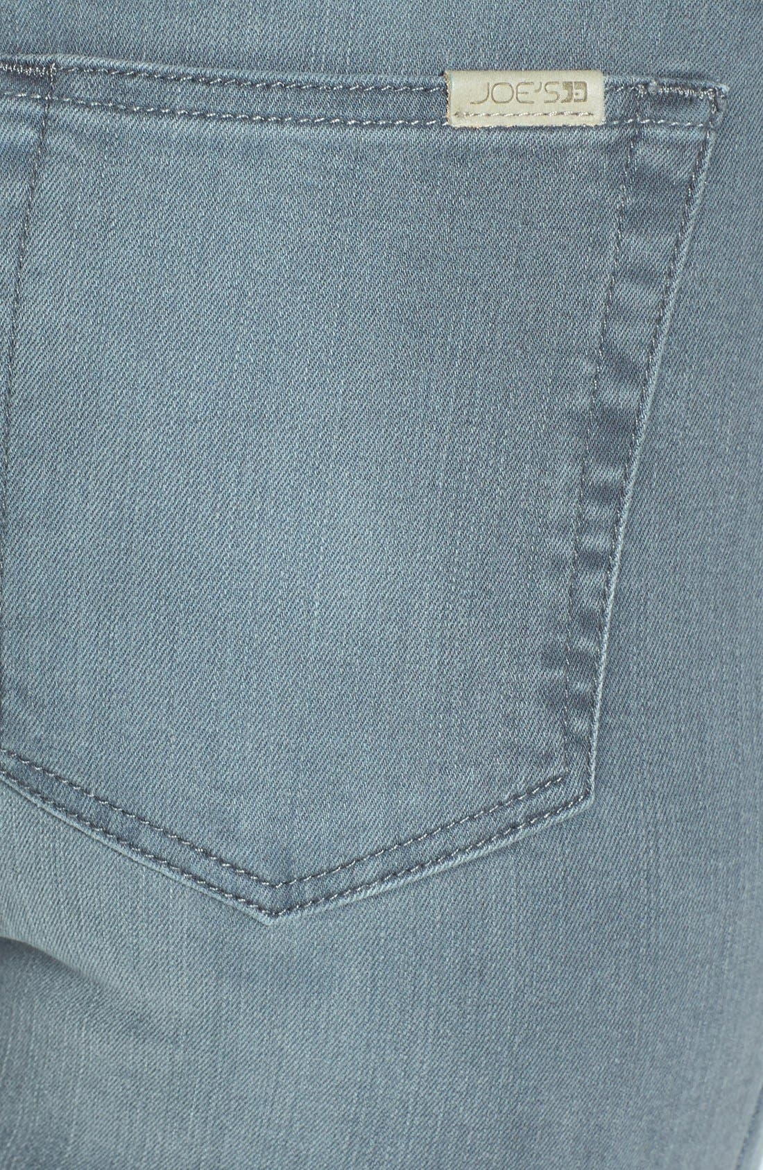 Alternate Image 3  - Joe's 'Flawless' High Rise Skinny Jeans (Rakel)