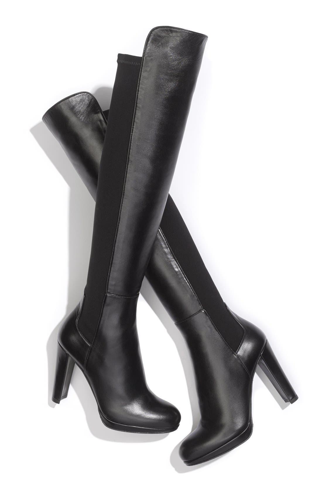 Alternate Image 5  - Stuart Weitzman 'Highway' Over the Knee Boot (Women)