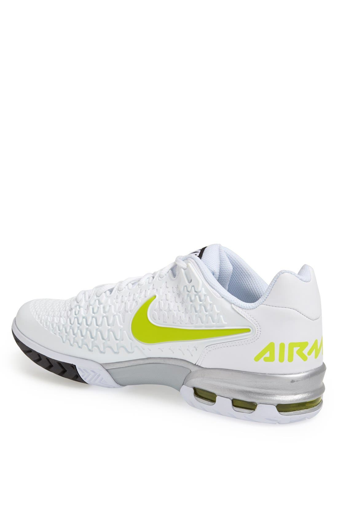 Alternate Image 2  - Nike 'Air Max Cage' Tennis Shoe (Men)