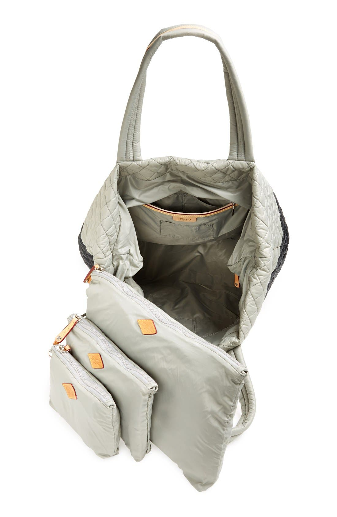 Alternate Image 3  - MZ Wallace 'Large Metro' Quilted Tote