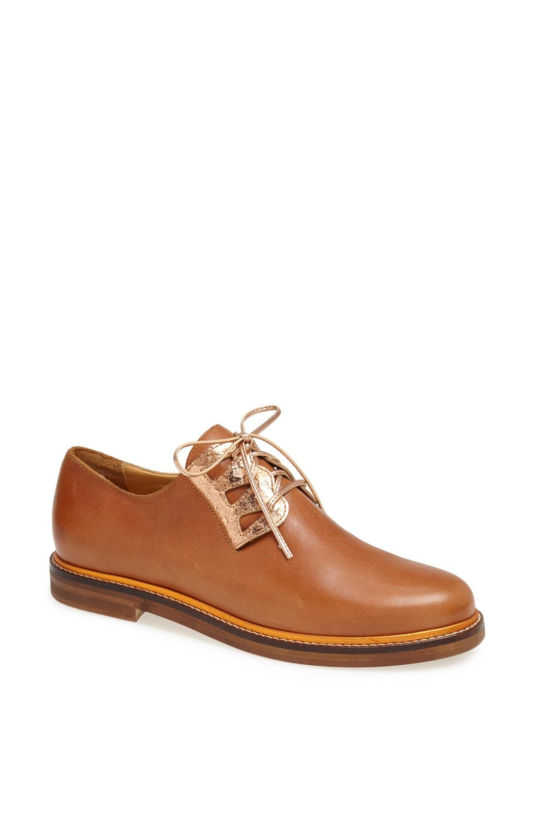 Alternate Image 1 Selected - MM6 Maison Margiela Plain-Toe Derby
