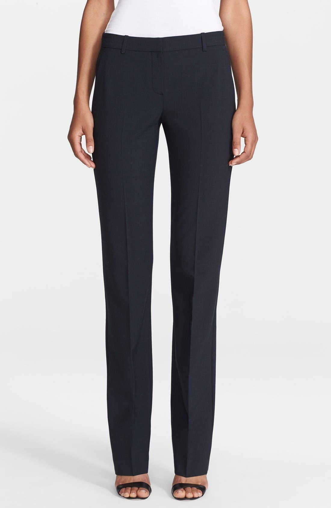 Alternate Image 1 Selected - Theory 'Emery 2' Stretch Pants