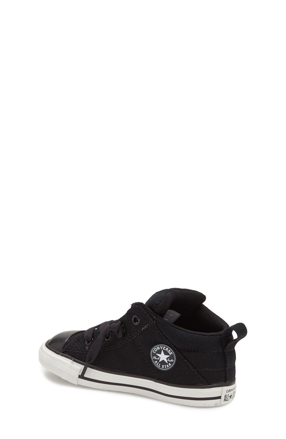 Alternate Image 2  - Converse Chuck Taylor® All-Star® 'Axel' Sneaker (Baby, Walker & Toddler)